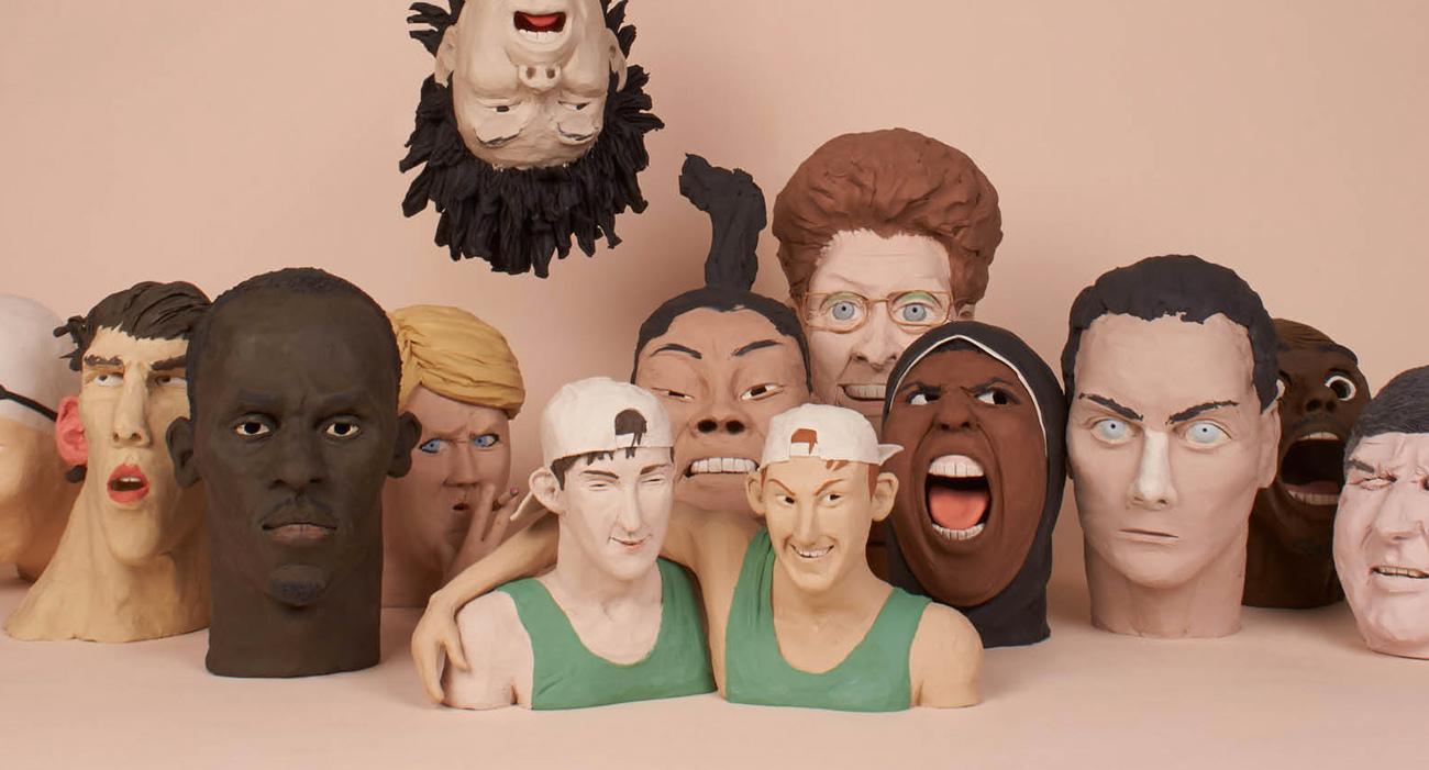Danny Fox: the Cornish artist inspired by LA's Skid Row